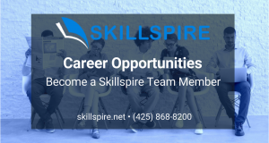 Work for Skillspire - Learn to Code - Train for a Tech Career - Computer Science Classes in Bellevue and Renton