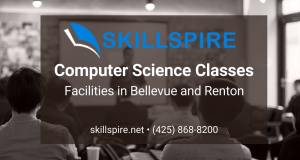 Skillspire - Learn to Code - Train for a Tech Career - Computer Science Classes in Bellevue and Renton