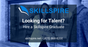 Looking for Talent? Hire a Skillspire Graduate Who Has Learned to Code and Trained for a Tech Career through Our Computer Science Classes in Bellevue and Renton