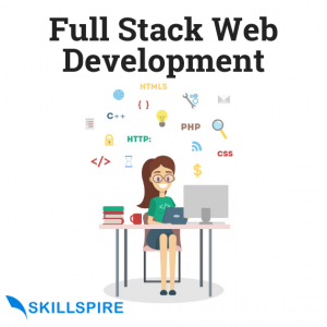 Full Stack Web Development Course Bellevue at Skillspire - Learn to Code - Train for a Tech Career